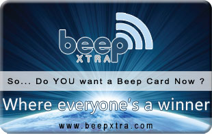 Get your beep card today!